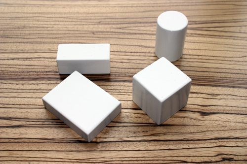 Dekosockel Miniatur